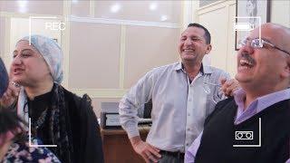 """تكريم الصحفي المتميز ببوابة روزاليوسف """"عادل عبدالمحسن"""""""