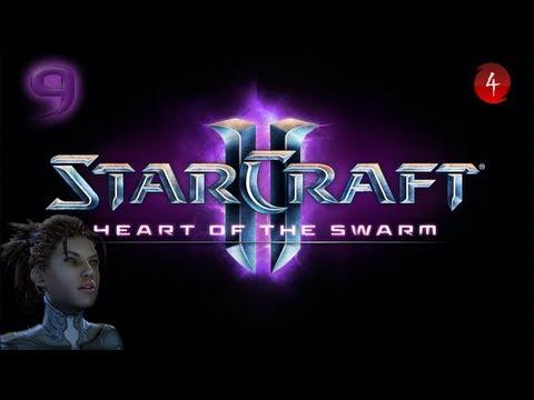 StarCraft 2 - Heart of the Swarm. Эксперт Часть 9. Старые вояки