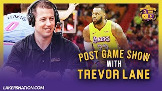 Lakers Take Their Talents To South Beach, Hand Heat First Home Loss by Lakers Nation