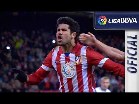 Resumen de Atlético de Madrid (3-0) Valencia CF - HD (видео)