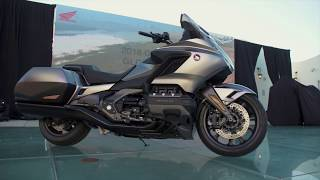 10. 2018 Honda Gold Wing Global Unveil - FIRST LOOK!