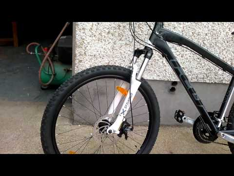 Felt Q220 2012 Mountain Bike Review/ Overview (HD)