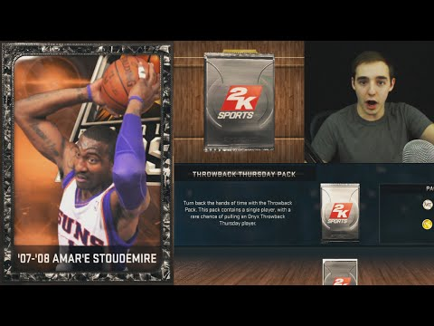 cards - Follow: https://twitter.com/Shake4ndBake Lets get to 200K, SUBSCRIBE: http://goo.gl/rJ6wBq This video is a massive pack opening as we search for the newly added Throwback Onyx Cards in MyTeam ...
