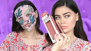 Video TESTING NEW IN PRIMARK MAKEUP! IS IT ANY GOOD? HIT OR MISS! MP3, 3GP, MP4, WEBM, AVI, FLV Maret 2018