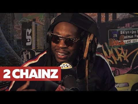 2 Chainz On Eminem Album, Kanye West & Debates NY VS ATL Rap W/ Ebro In The Morning