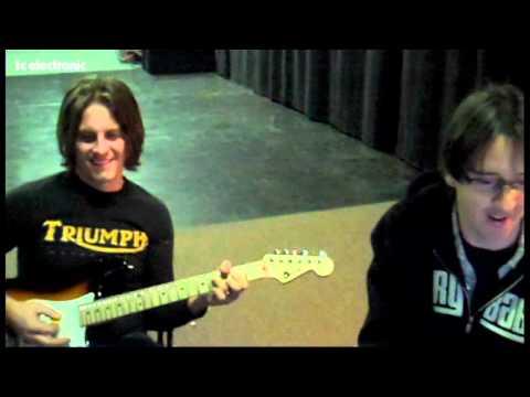 Brian nutter creates his Slap Delay TonePrint