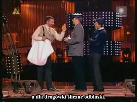 Kabaret Młodych Panów - Drogówka - Przedstawiciel (KTH)
