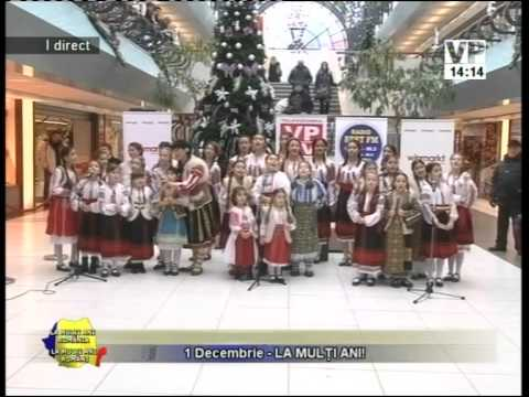 Petrecerea VP TV de 1 decembrie, de la Winmarkt Mall Ploiești (video online)