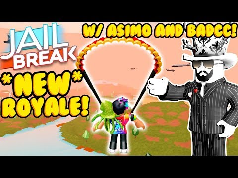 *SECRET* BATTLE ROYALE WITH JAILBREAK OWNERS.. (Roblox)