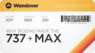Video The Economics That Made Boeing Build the 737 Max MP3, 3GP, MP4, WEBM, AVI, FLV Juni 2019