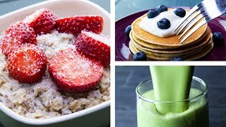 7 High Protein Breakfast For Weight Loss
