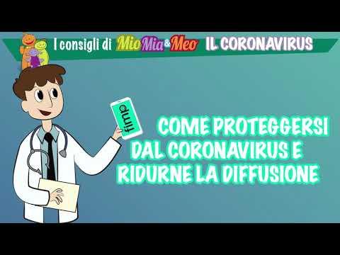 COVID-19 – I consigli di Mio, Mia & Meo per i ragazzi