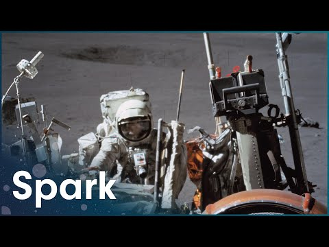 The Last Men On The Moon   Apollo 17 The Untold Story of the Last Men on the Moon   Spark