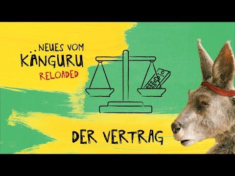 Der Vertrag   Neues vom Känguru reloaded mit Marc-Uwe Kling