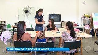 Sorocaba: oficina de crochê gera novas expectativas