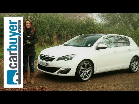 Peugeot 308 hatchback 2014 review - CarBuyer