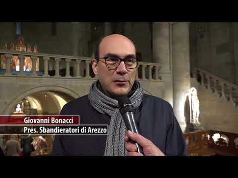 """""""Musica, Bandiere e Voci in Pieve"""" con Sbandieratori e Voceincanto"""