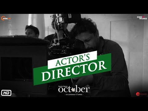 October | Actor's Director | Varun Dhawan | Banita Sandhu | Shoojit Sircar