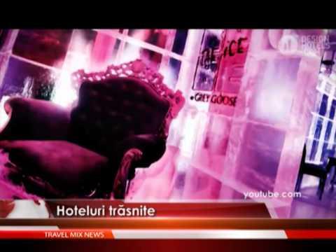 Hoteluri trăsnite – VIDEO