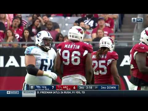 Video: Arizona's Defense Shuts Down Tennessee! | Titans vs. Cardinals | Wk 14 Player Highlights