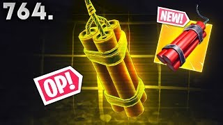 Download Video *NEW* MOST OP ITEM!! - Fortnite Funny WTF Fails and Daily Best Moments Ep.764 MP3 3GP MP4