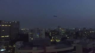 Beautiful view of Pali Hill, Mumbai, late evening hours. Enjoy!