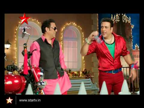 Video Watch Maha-episode of India's Dancing Superstar along with Govinda download in MP3, 3GP, MP4, WEBM, AVI, FLV January 2017