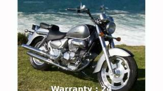 1. 2006 Hyosung GV 250 Info & Specification