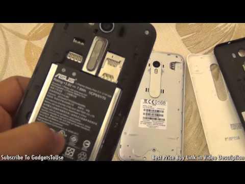 , title : 'Asus Zenfone 2 Laser 5 Inch VS Moto G 3rd Gen Comparison'