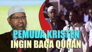 Video Aku Kristen, Kenapa Muslim Melarangku Baca Quran? | Dr. Zakir Naik MP3, 3GP, MP4, WEBM, AVI, FLV Mei 2019