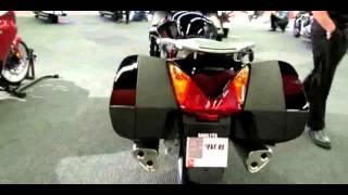 2. 2014 Honda ST1300 Walkaround