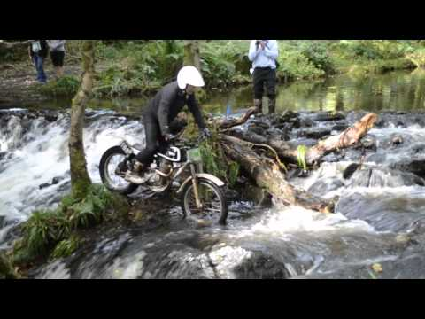 Classic Manx Two Day Trial 2012 - Isle of Man 
