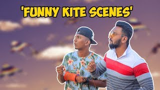 Funny Kite Scenes | Hyderabadi Comedy | Warangal Diaries