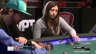 E03/06. Season XIII WPT Lucky Hearts Poker Open. ME Final Table
