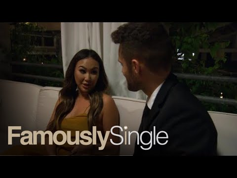 Dorothy Wang Gets Set Up on Date By Her Friend | Famously Single | E!
