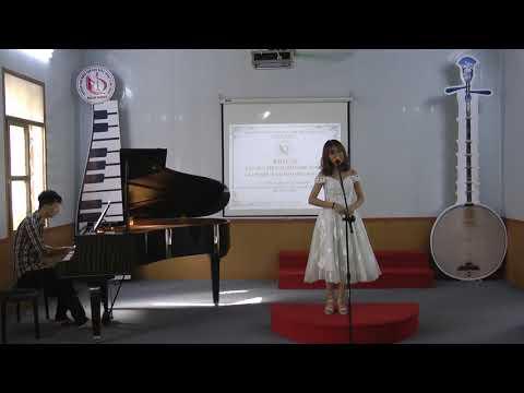 Dương Ngọc Ánh AN K30 Se tu della mia morte Scarlatti