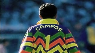 Video Jorge Campos ● Mexico's Greatest Goalkeeper ● Best Saves Compilation ● Mejores Atajadas MP3, 3GP, MP4, WEBM, AVI, FLV Agustus 2018