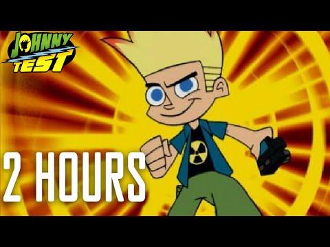 Johnny Test - Full Episodes: 2 Hour Compilation!