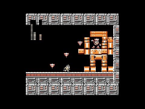 Mega Man 1 - Wily's Stage 1 Adapted (mm1 Remake): Mega Man Maker