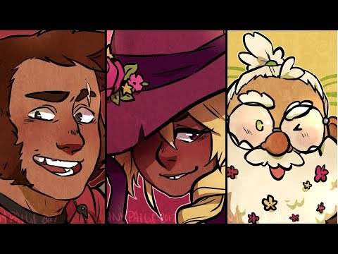 Download The Adventure Zone - THB: Magnus, Taako, and Merle [speedpaint] hd file 3gp hd mp4 download videos