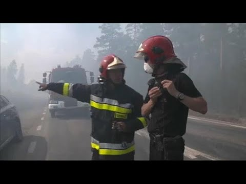 Video - Εκτός του ευρωπαϊκού στόλου πυρόσβεσης η Ελλάδα