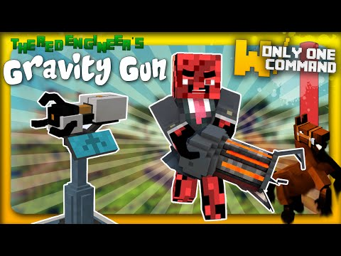 how to make guns in minecraft with commands