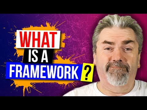 What Is a Framework in Programming? | Why Is It Useful?