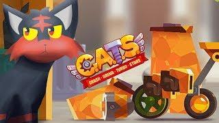 Brawl Stars puo accompagnare solo U.U noi abbiamo C.A.T.S. !!😺 C.A.T.S. Crash Arena Turbo Stars 😺 ROTTAMA CLASH ROYALE !!https://youtu.be/7neKbSNUgG4https://www.catsthegame.comDai creatori dei popolarissimi giochi Cut the Rope e King of Thieves arriva il più ingegnoso ed elegante gioco di costruzione di robot da combattimento di sempre!Crea una macchina da combattimento utilizzando i pezzi a tua disposizione e scatena la sua potenza contro altri giocatori in combattimenti PvP automatici!Passa dai combattimenti del vicinato al Campionato mondiale. Ottieni nuove parti di ricambio e usale per creare un robot da combattimento invincibile. Fai mangiare la polvere ai tuoi avversari!Caratteristiche:* Diventa un ingegnere geniale: progetta, fabbrica, potenzia e migliora il tuo robot da combattimento!* Vesti i panni di un gatto da strada e combatti contro altri giocatori in battaglie PvP rapide e divertentissime!* Scopri decine di armi, gadget e scocche stravaganti. Supera in astuzia i tuoi avversari con il robot che hai progettato!* Combatti contro veri giocatori e sali per le leghe fino a raggiungere il Campionato mondiale!* Guarda, condividi e impara dai migliori combattimenti!►Shop Magliette & Gadget:http://bit.ly/IfebagShop►Ti piace il video? Iscriviti!!! http://bit.ly/iFebagSubscribe-------------------------------------------------►Server offerti da TrinityHosting :http://www.trinityhosting.it/aff.php?aff=009►IP TS: 185.25.205.128►Twitter: https://twitter.com/iFebag►Facebook : http://bit.ly/1SeJuIs►Twitch : http://www.twitch.tv/ifebag►Plugin per Google chrome: http://bit.ly/1r2MJIS-------------------------------------------------►SERIE DEL CANALE ☀ POKEMON GO :https://www.youtube.com/playlist?list=PL8Bhx2X-dSD3esaQinL3J02o95Z26ZKd0 ☀ Diep.io ITA : http://bit.ly/1TTZIX2 ☀ Minecraft Murder ITA :http://bit.ly/1W8Kj8W ☀ Minecraft School Jail Break : http://bit.ly/1VF8H1N ☀ Clash Royale : http://bit.ly/2125Y1F ☀ Minecraft [ITA] : Pixelmon Lucky Block Challenge : IL TORNEO :