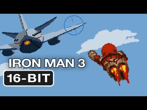 16Bit Iron Man 3