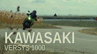 10. 2016 Kawasaki Versys 1000 LT Test Ride Review