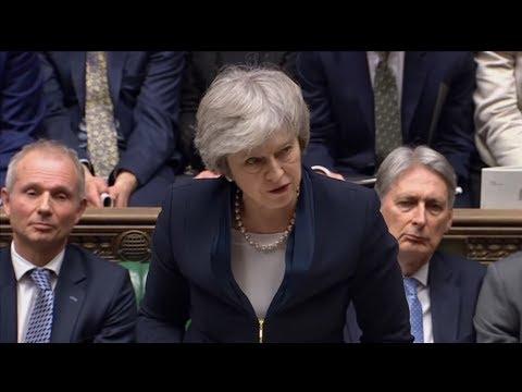 Großbritannien: Brexit-Dilemma - alle rätseln über den Plan B von Theresa May