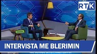 INTERVISTA ME BLERIMIN - NJË DEKADË SHTET, ROLI I LDK-së AVDULLAH HOTI 07.02.2018