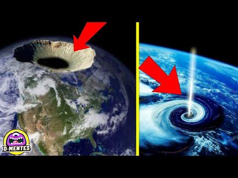 6 Anomalías Extrañas que le Han Sucedido a la Tierra