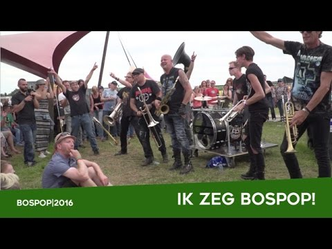 Bospop 2016 | Ik zeg Bospop!